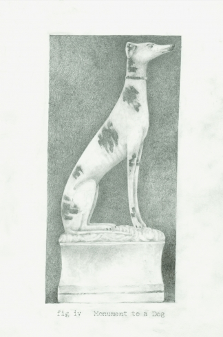 fig iv Monument to a Dog.